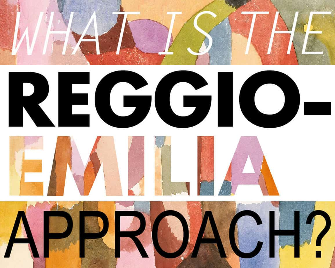 The Reggio Emilia Philosophy