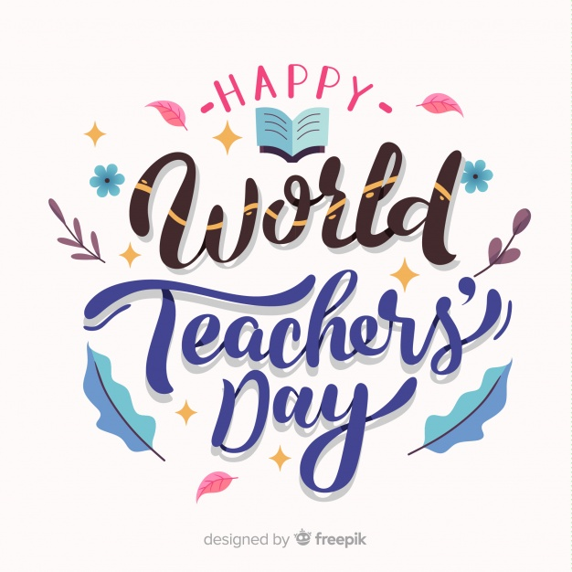Happy World Teachers Day 2020!